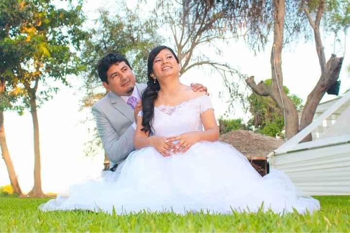 Mi linda boda - 1