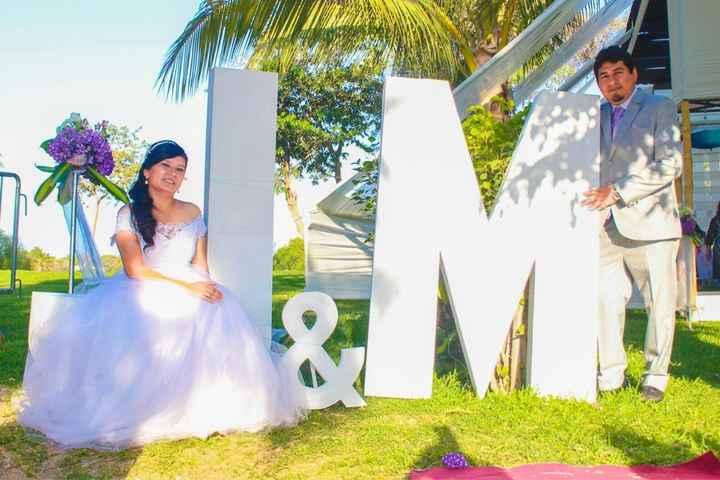 Mi linda boda - 2