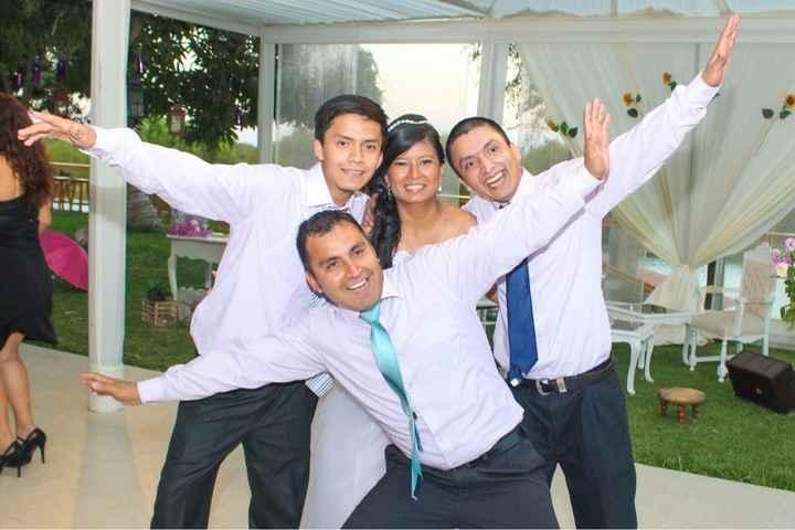 Mi linda boda - 3