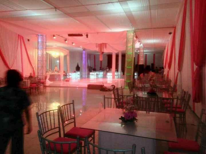 Local de recepcion para mi boda..!!! - 1