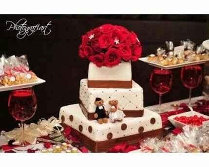 Ayudaaa, ideas de decoración de ositos para boda civil - 3