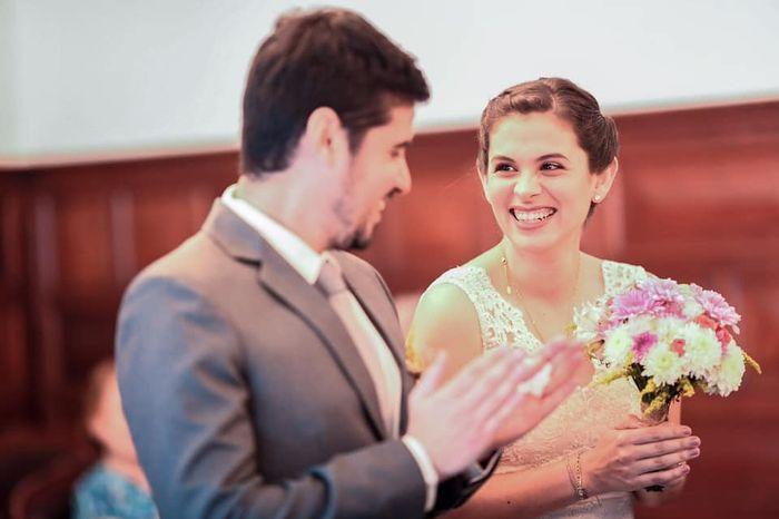 Matrimonio civil en la Municipalidad de Magdalena 2