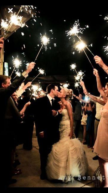 Chispitas - boda de noche 2