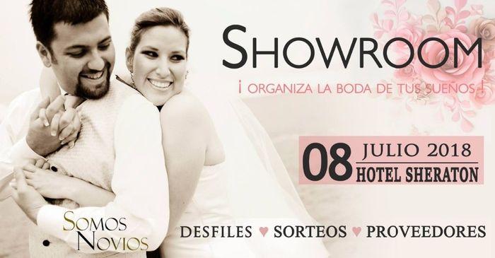 Showroom Somos Novios 1