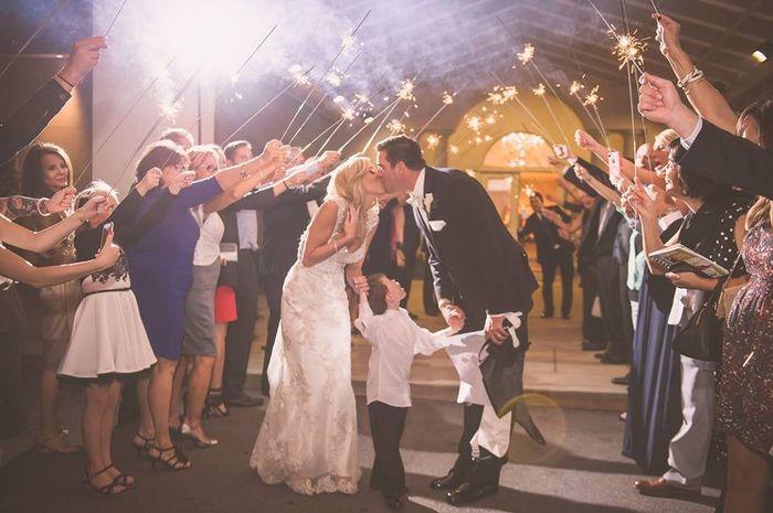 Chispitas - boda de noche 5