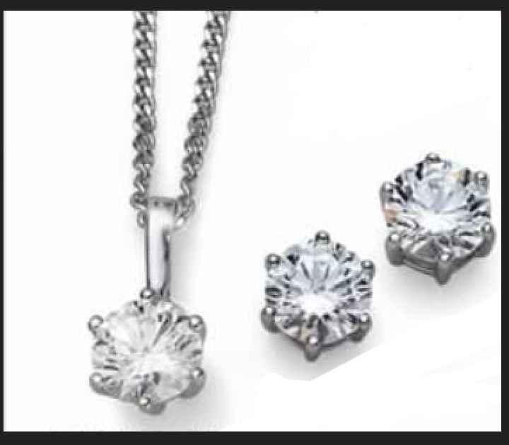 Las joyas de la novia - 1