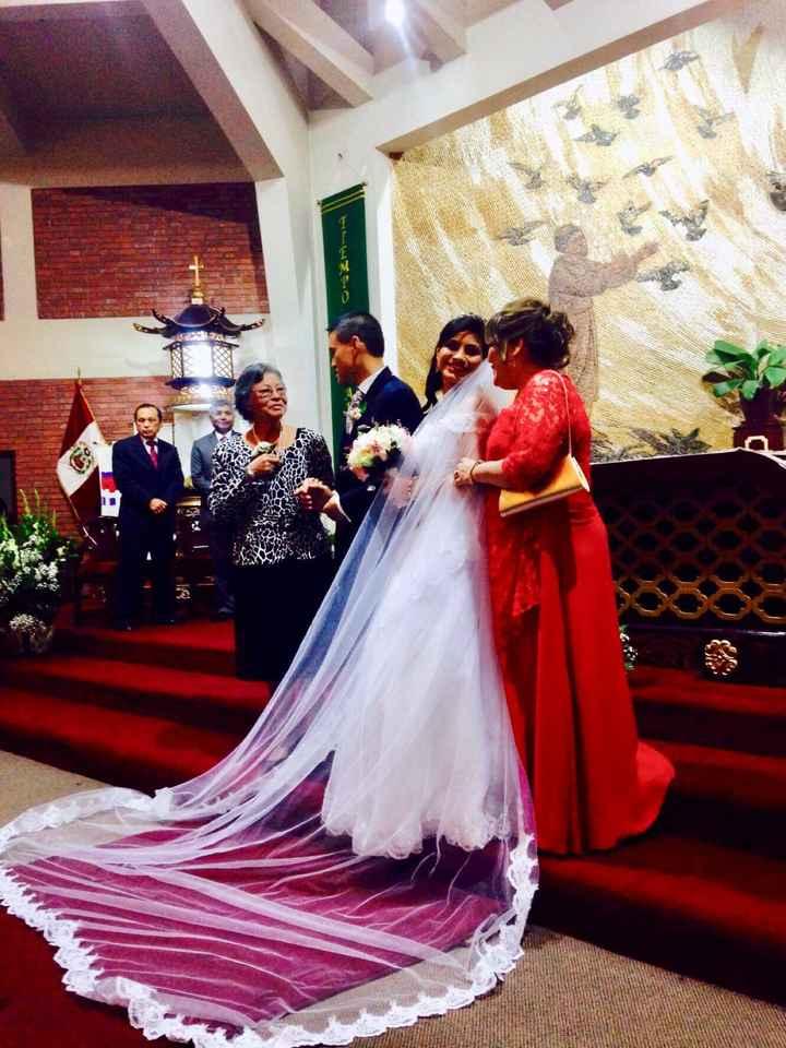 ¡me re-casé! 💕 - 1