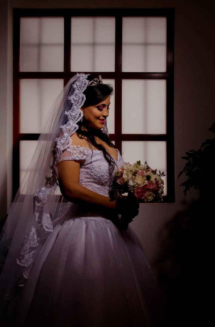 Vestido de novia - Lucy Diaz