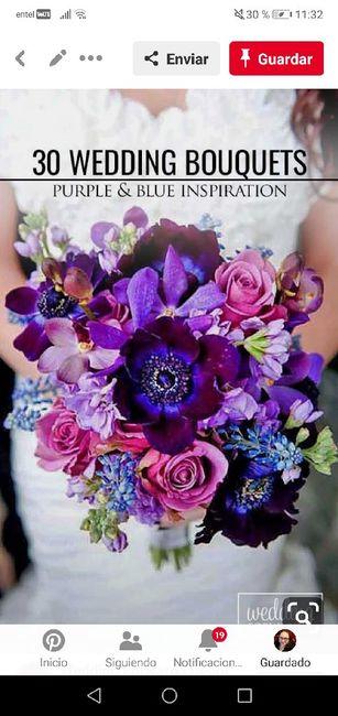 Tu bouquet de novia según la fecha de tu matrimonio - 1