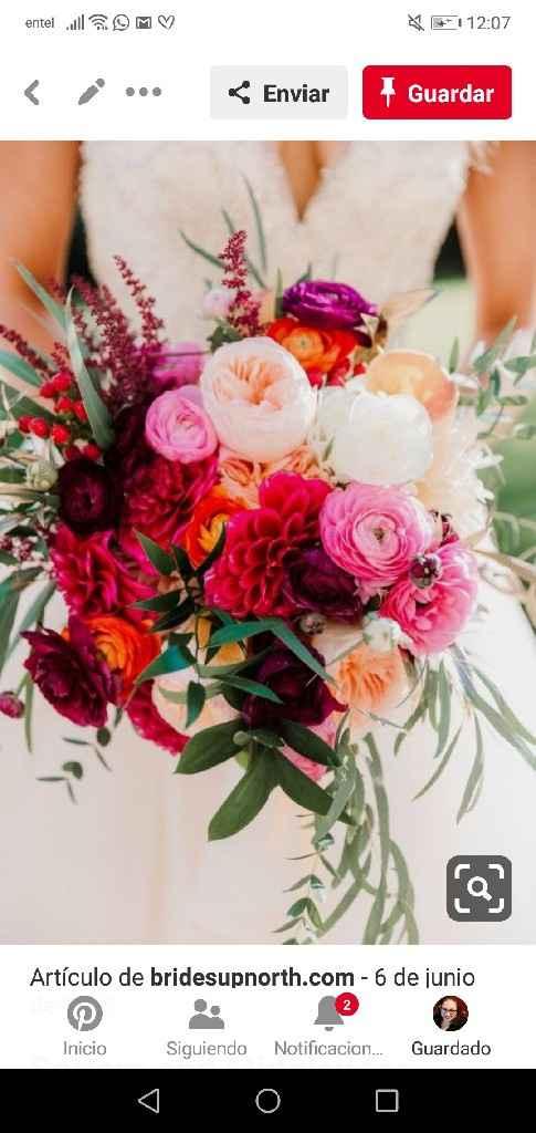 ¿Qué bouquet te gusta más? 👰 - 1