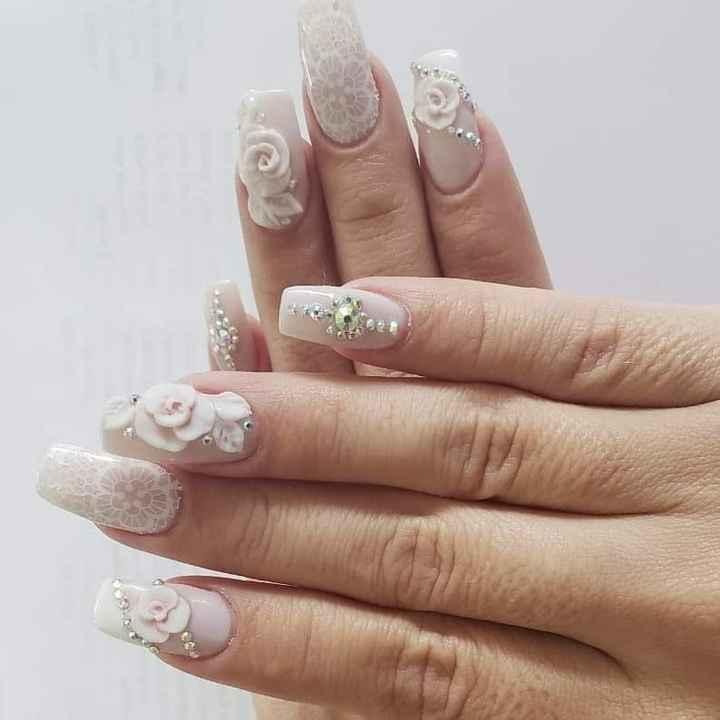 ¿Qué manicure te gusta más? 👰 - 1