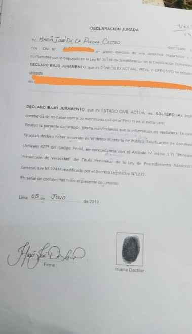 Inscripción de matrimonio en consulado de españa - 1