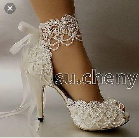 Tus zapatos de novia según la fecha de tu matrimonio 5