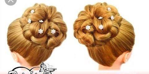 Tu peinado de novia según la fecha de tu matrimonio 5
