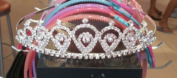 Las elegidas mi tiara.!!¿si fueran ustedes cuál elegirían? - 2