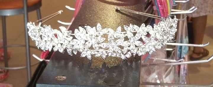 Las elegidas mi tiara.!!¿si fueran ustedes cuál elegirían? - 1