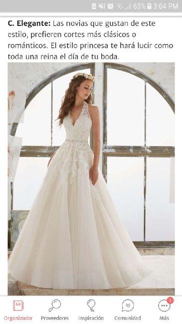 El estilo de mi boda es Elegante 1