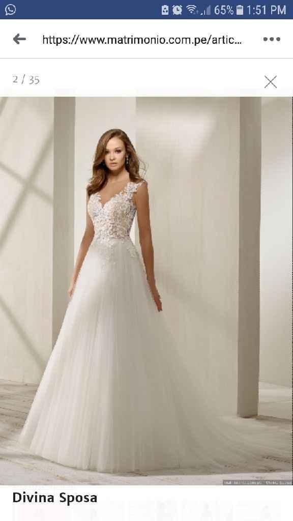 El estilo de mi boda es Elegante - 3