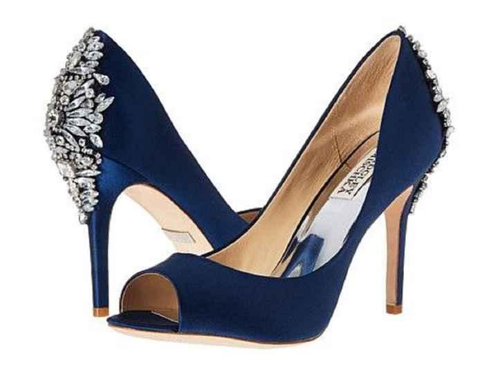 Quiero que mis zapatos sean color ____ 👠 - 1