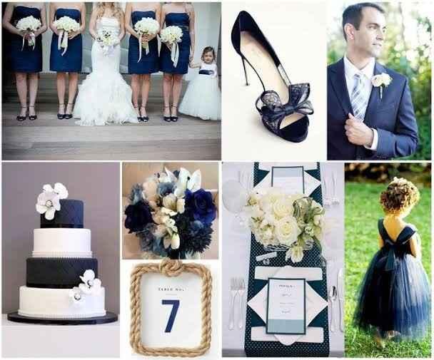 Descubre el COLOR perfecto para tu matrimonio ¡LOS RESULTADOS! - 2