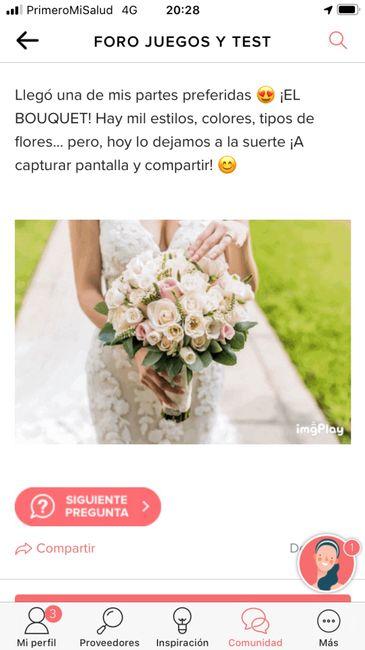 Descubre tu bouquet 6