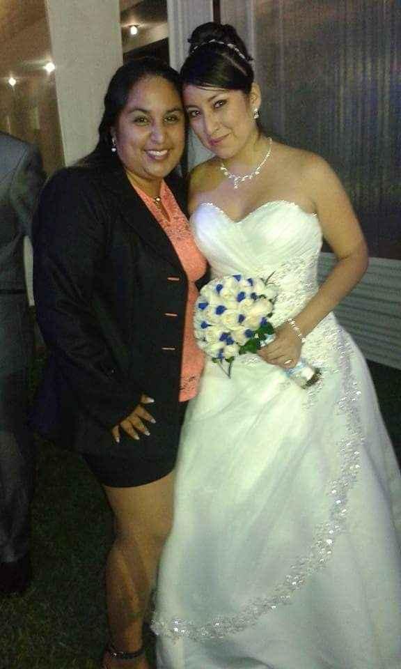 Y me casé! 15.08.15 - 2