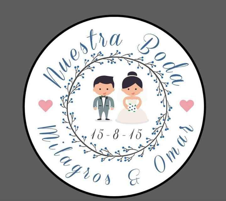 Y me casé! 15.08.15 - 1