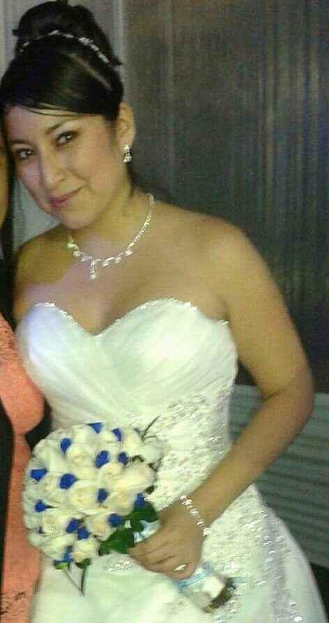 Especial bouquets de novia: Comparte tu bouquet - 1