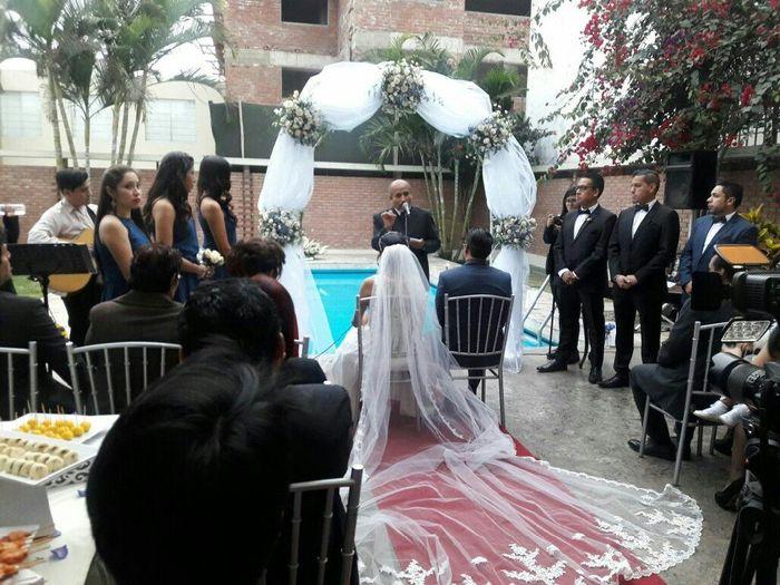 Me casé!!! 16-09-17 - 6