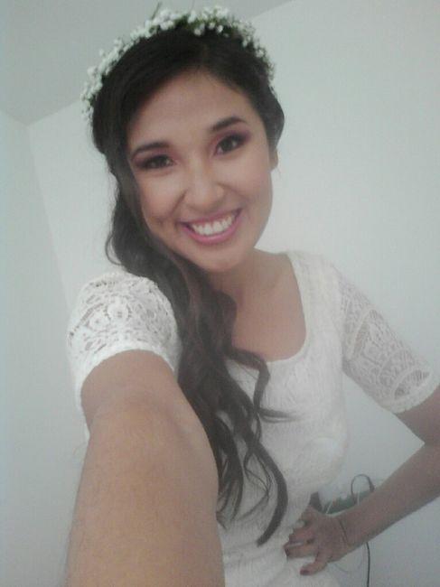 Mi Gd: maquillaje y peinado - 3