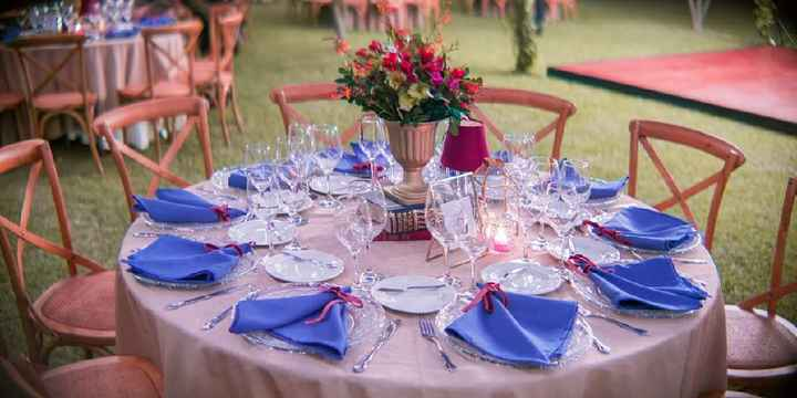 ¿Cuántas de ustedes se casarán en un jardín? - 1