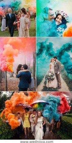 mucho color y magia