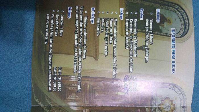 Iglesia san antonio de padua - 1