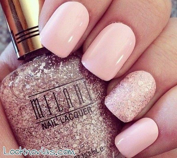 Manicure Rosa 1