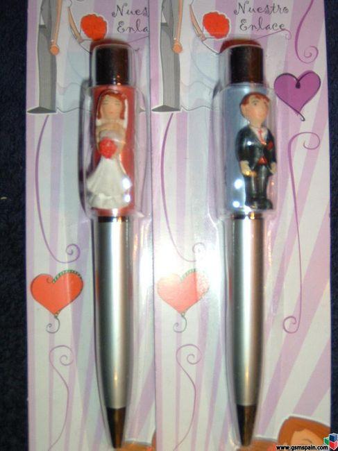 Lapiceros / lápices personalizados - 3