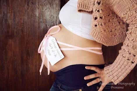 Ideas sesión de fotos embarazada - 9