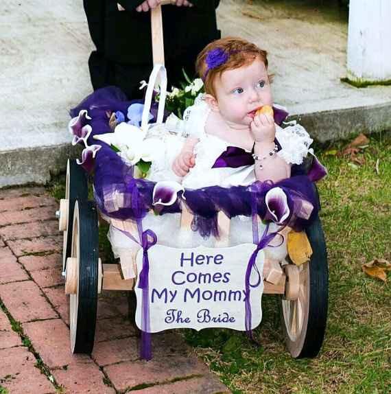 Bebés en la boda - 2