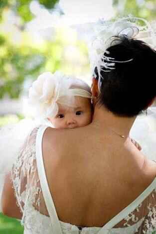 Bebés en la boda - 5