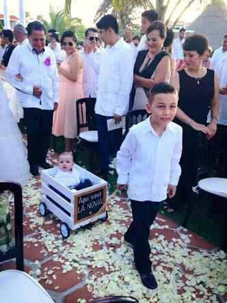 Bebés en la boda - 6
