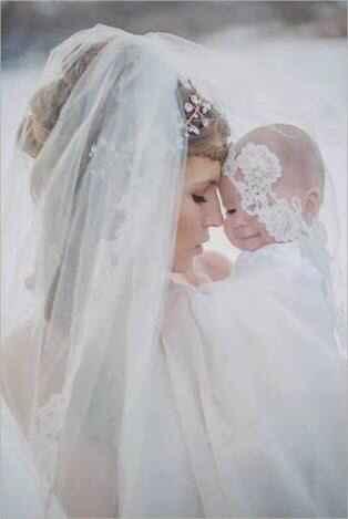 Bebés en la boda - 7