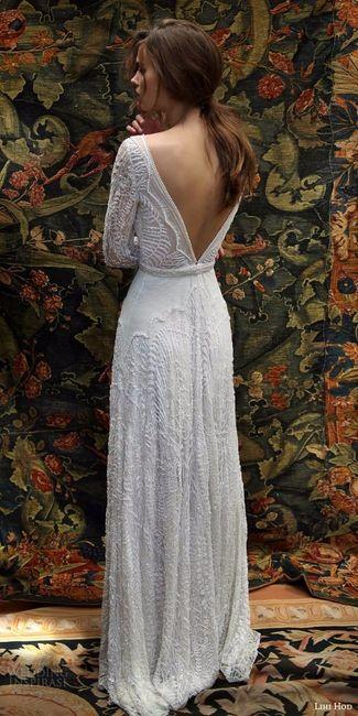 Vestido de novia Boda Bohemia - Mandala