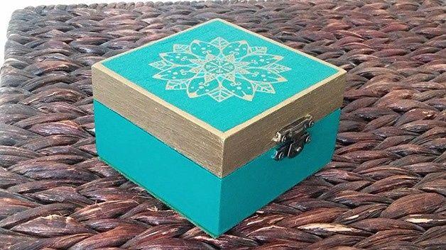 Caja recuerdo 1 - Mandala