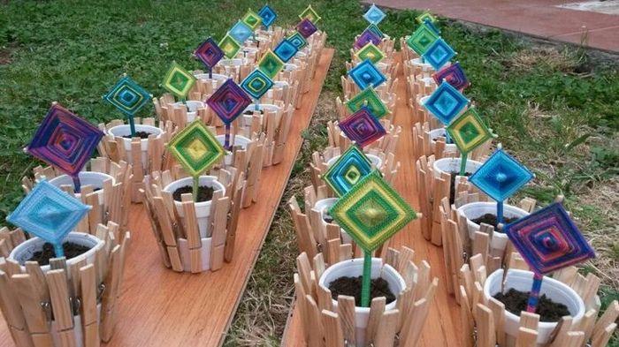 Plantitas recuerdo 1 - Mandala