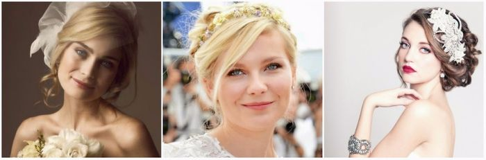 Peinados novias segun rostro