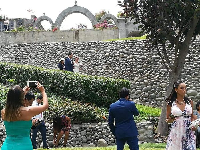 Nuestro Matrimonio k & e - 7 de Abril 1