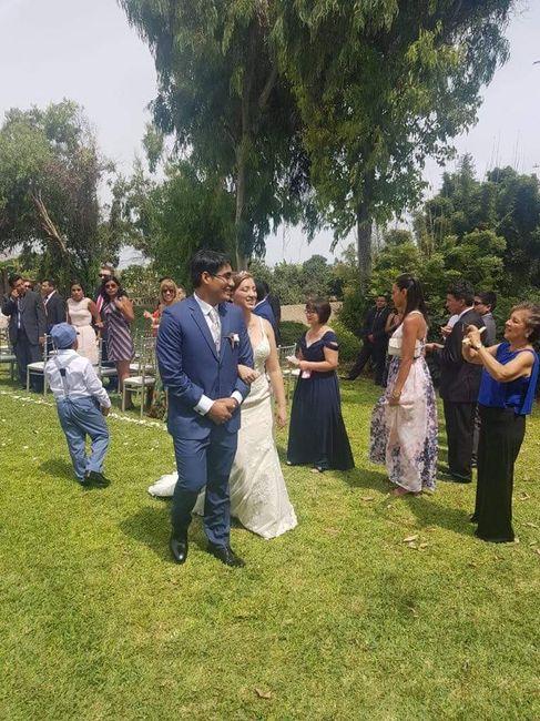Nuestro Matrimonio k & e - 7 de Abril 4