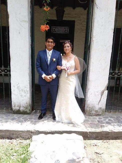 Nuestro Matrimonio k & e - 7 de Abril 6