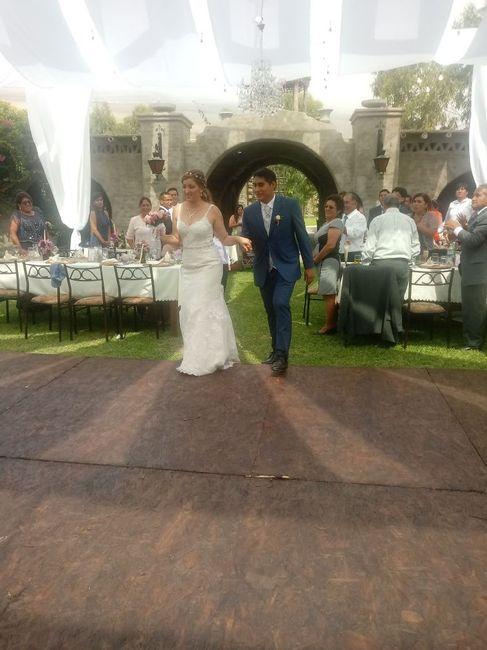 Nuestro Matrimonio k & e - 7 de Abril 9