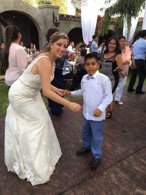 Nuestro Matrimonio k & e - 7 de Abril 11