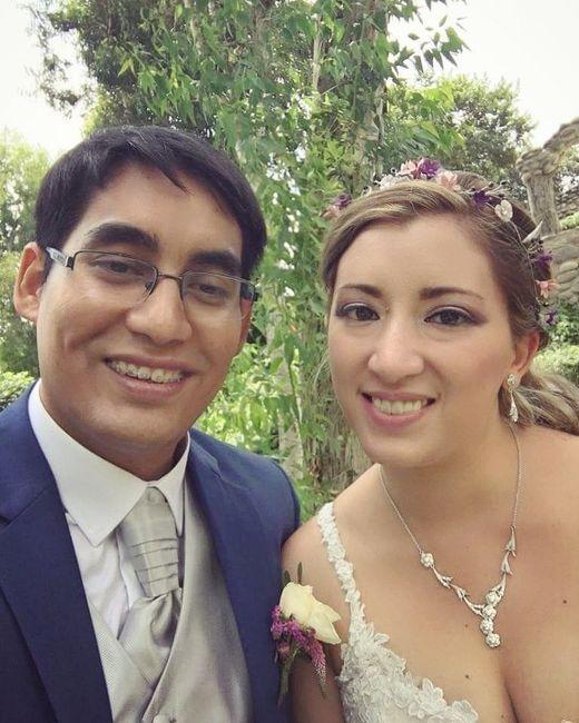 Nuestro Matrimonio k & e - 7 de Abril 15